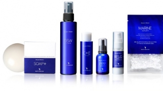 "A simple skincare line ""Skin pure -Balance +series"""