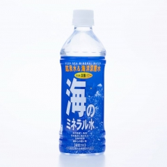 Mineral Water from Sea 500mL