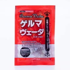 Germa Veda Bath Salts - Single-Use Pouch