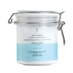 Toyama Bay Deep Sea Water - Pure Mineral Bath Salts