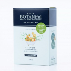 BOTANIful Bath Salt Fresh Herbs 4 Pkts